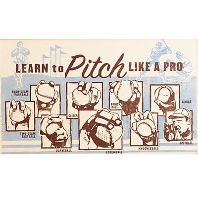 We Want a Pitcher, Not a Belly Itcher Wall Art (Unframed)