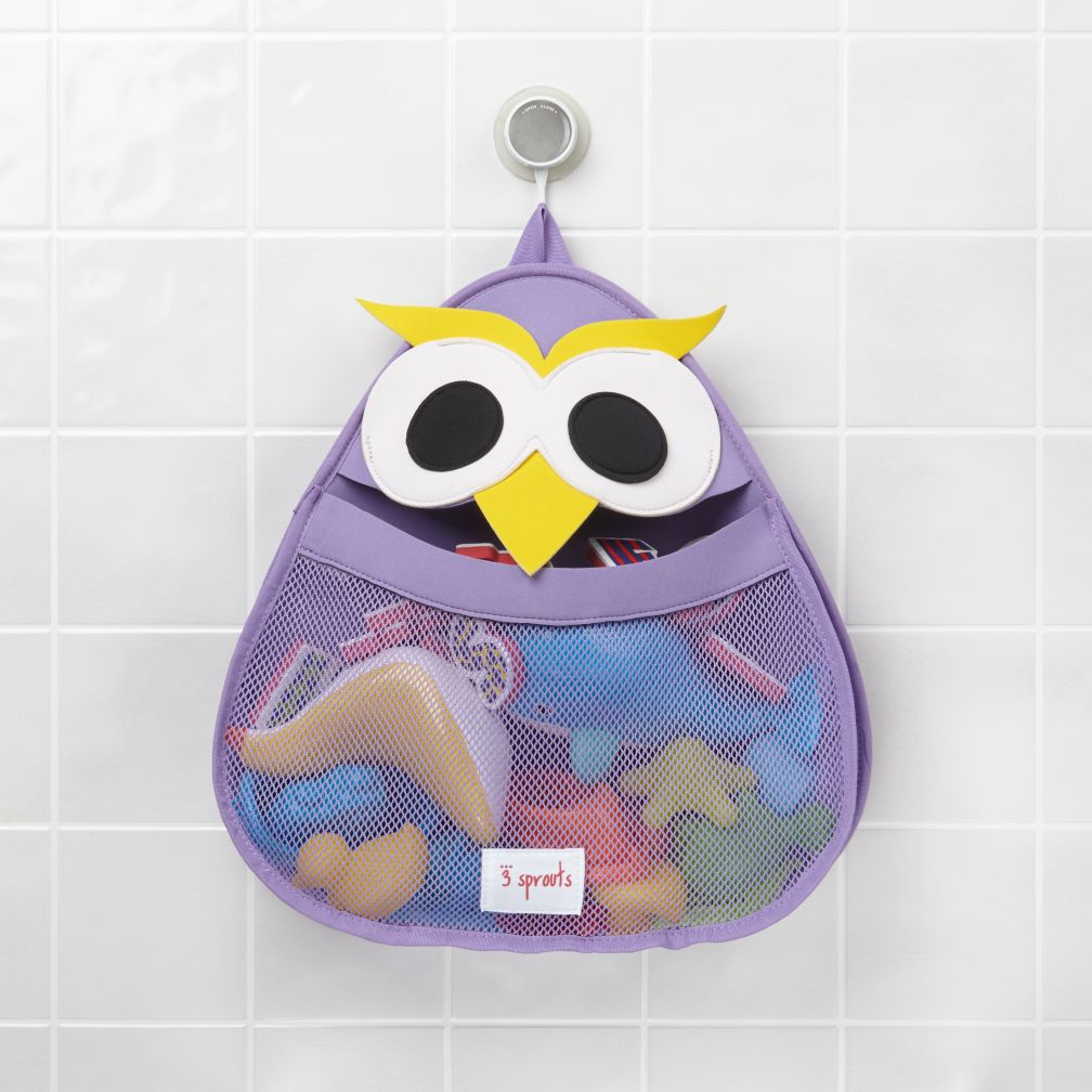 Bath Caddy (Owl)