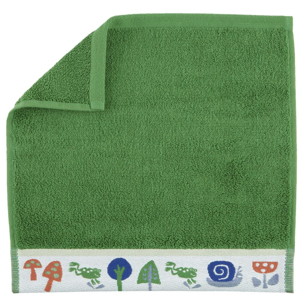 Froggy Washcloth