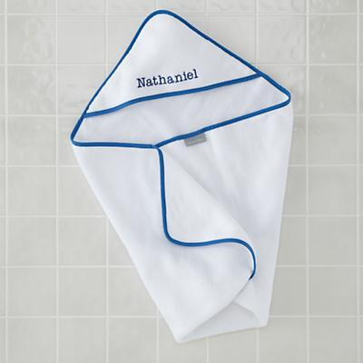 Fresh Start Hooded Towels (Blue)