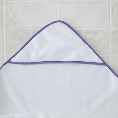 Fresh Start Hooded Towel (Lavender)