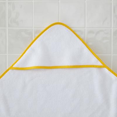 Fresh Start Hooded Towel (Yellow)