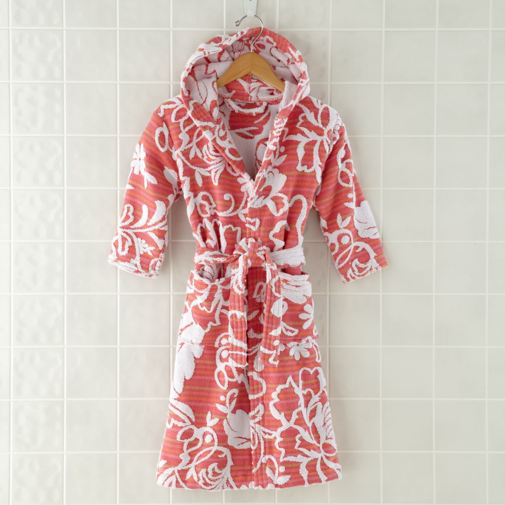 Floral Bath Robe