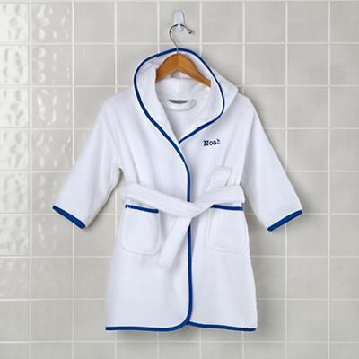 Fresh Start Bath Robe (Blue)