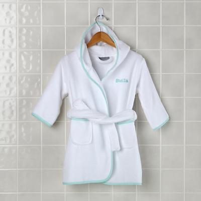 Fresh Start Bath Robe (Lt. Green)