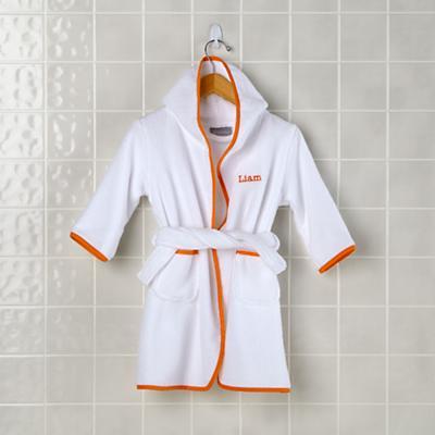 Fresh Start Bath Robe (Orange)