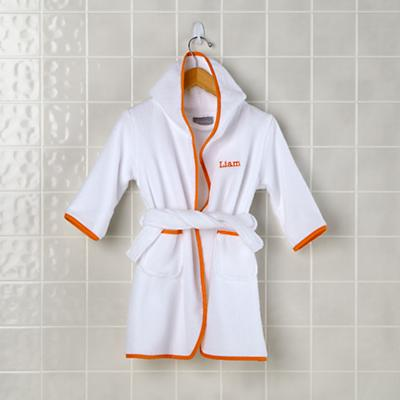 Fresh Start Bath Robe (Orange)