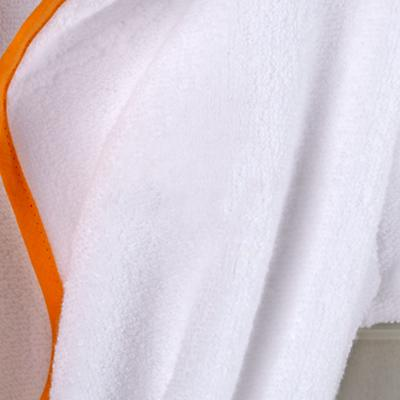 2-4 yr. Bath Robe (Orange)