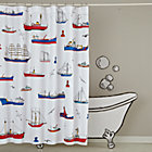 Maritime Shower Curtain