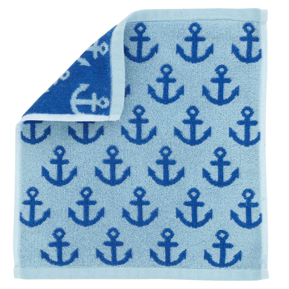 Maritime Washcloth
