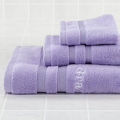 Fresh Start Bath Towels (Lavender)