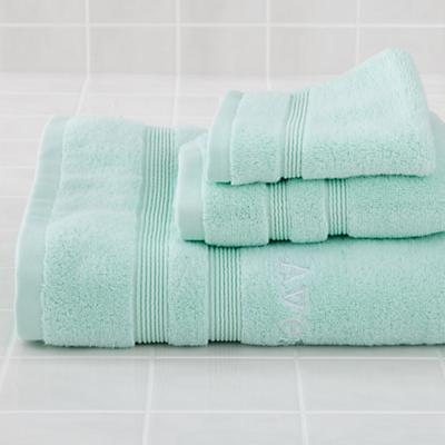 Fresh Start Bath Towels (Lt. Green)