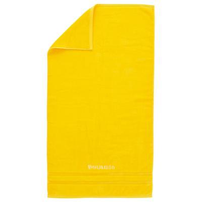 Personalized Fresh Start Bath Towel (Yellow)