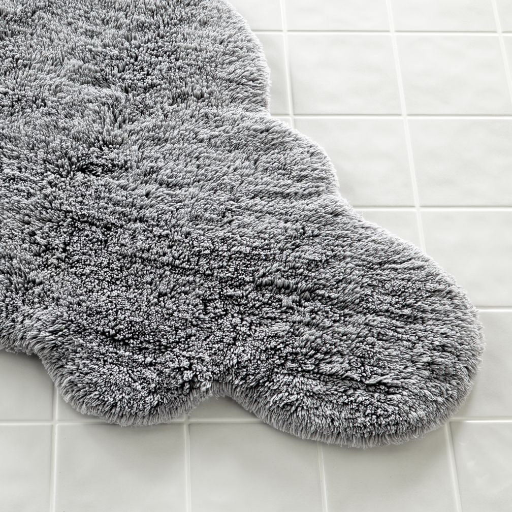 Rain, Rain Go Away Bath Mat