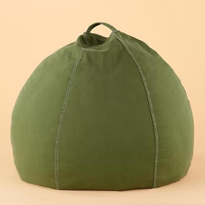 "30"" Green Beanbag"