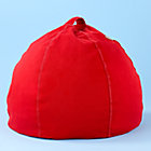"30"" Red Beanbag Cover Only"
