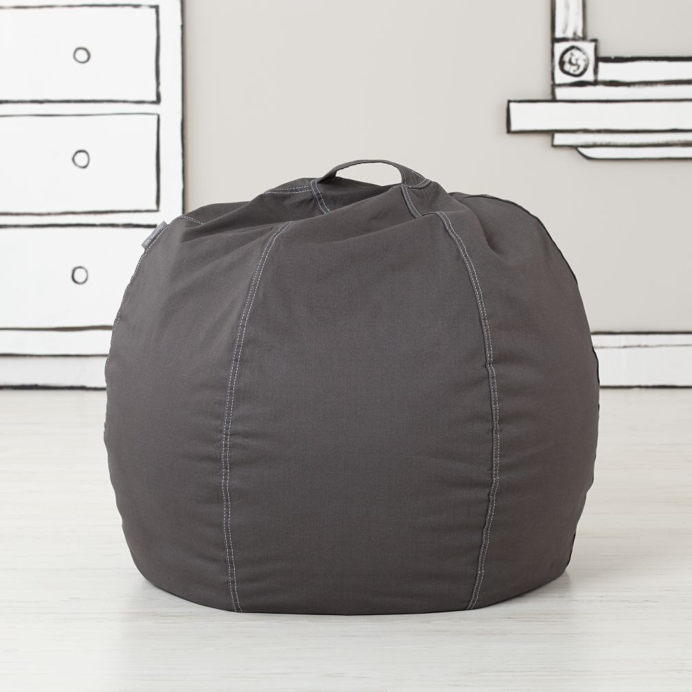 "30"" Bean Bag (Grey)"