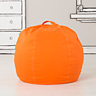 "30"" Orange Bean Bag Cover"