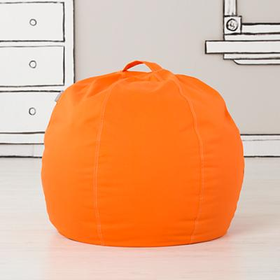 "30"" Orange Bean Bag (Orange)"
