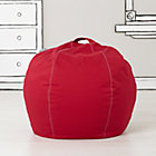 "30"" Red Bean Bag (includes Cover and Insert)"