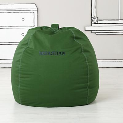 "40"" Ginormous Bean Bag (Green)"