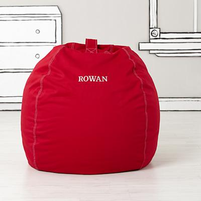"40"" Ginormous Bean Bag (New Red)"