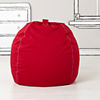 "40"" Red Bean Bag (includes Cover and Insert)"