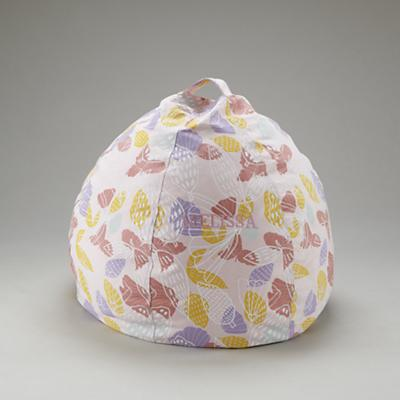 "30"" Personalized Strawberry Floral Bean Bag Cover"