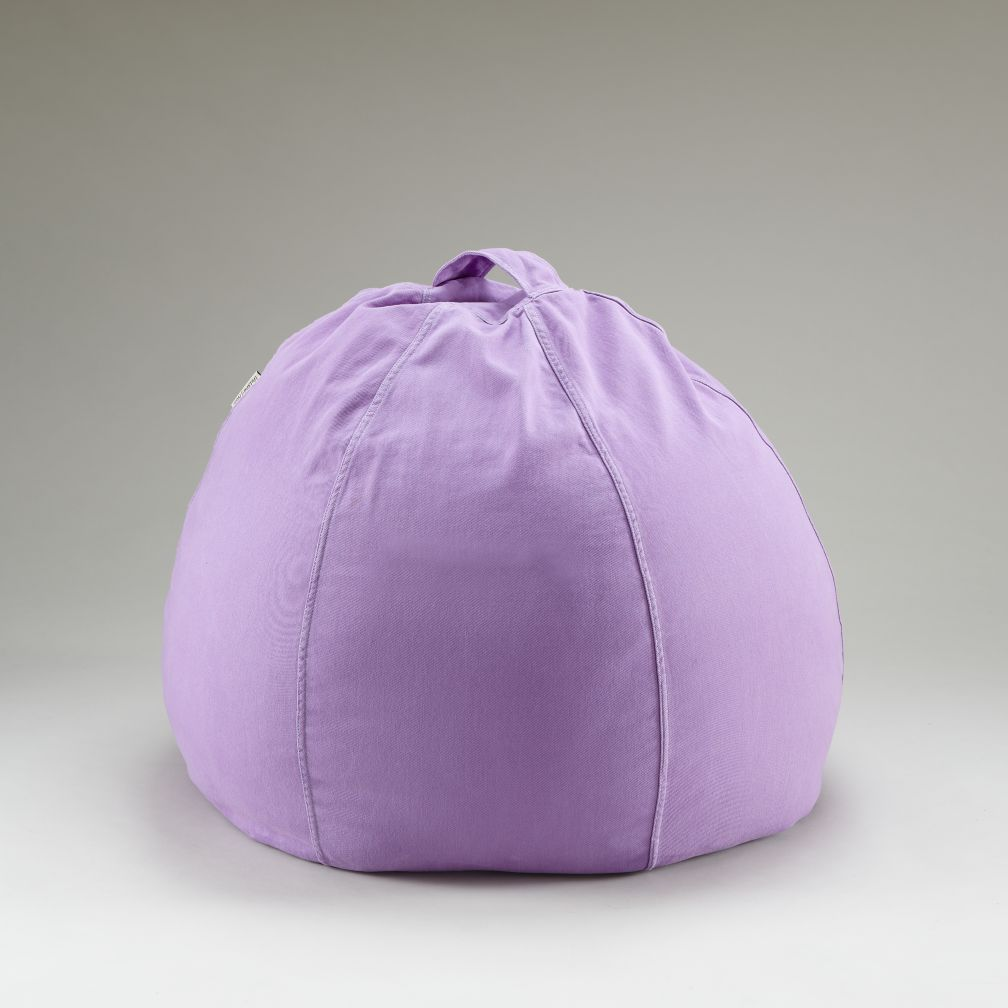 30&quot; New Lavender Beanbag