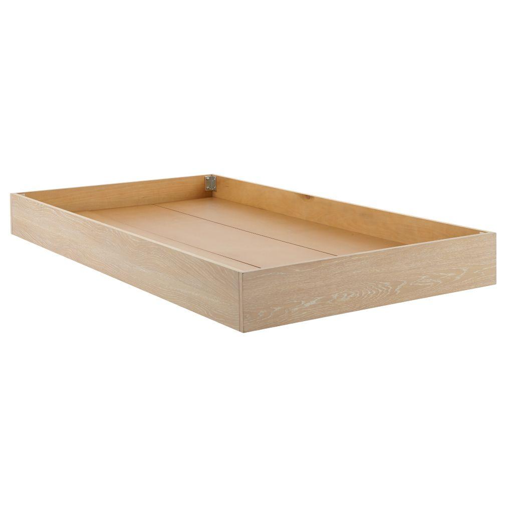 Bayside Trundle Bed (Whitewash)