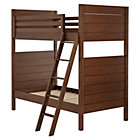 Brown Uptown Bunk Bed
