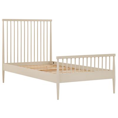 Twin Hampshire Spindle Bed (Stone)