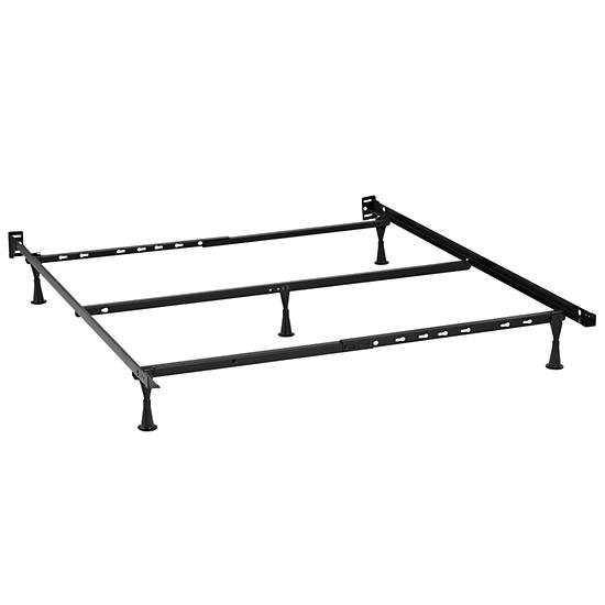 Metal frame for queen bed