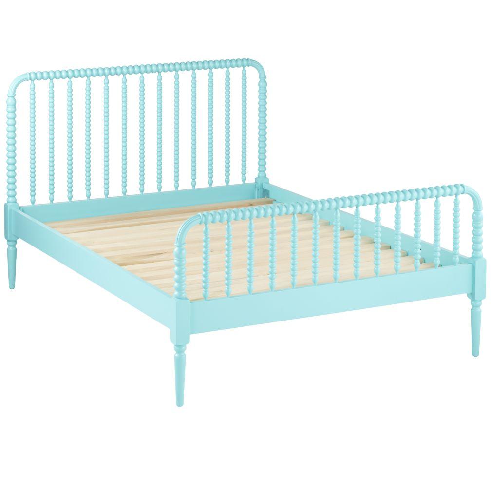 Jenny Lind Full Bed (Azure)