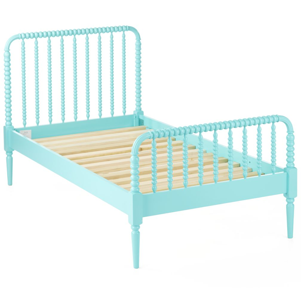 Twin Jenny Lind Bed (Azure)