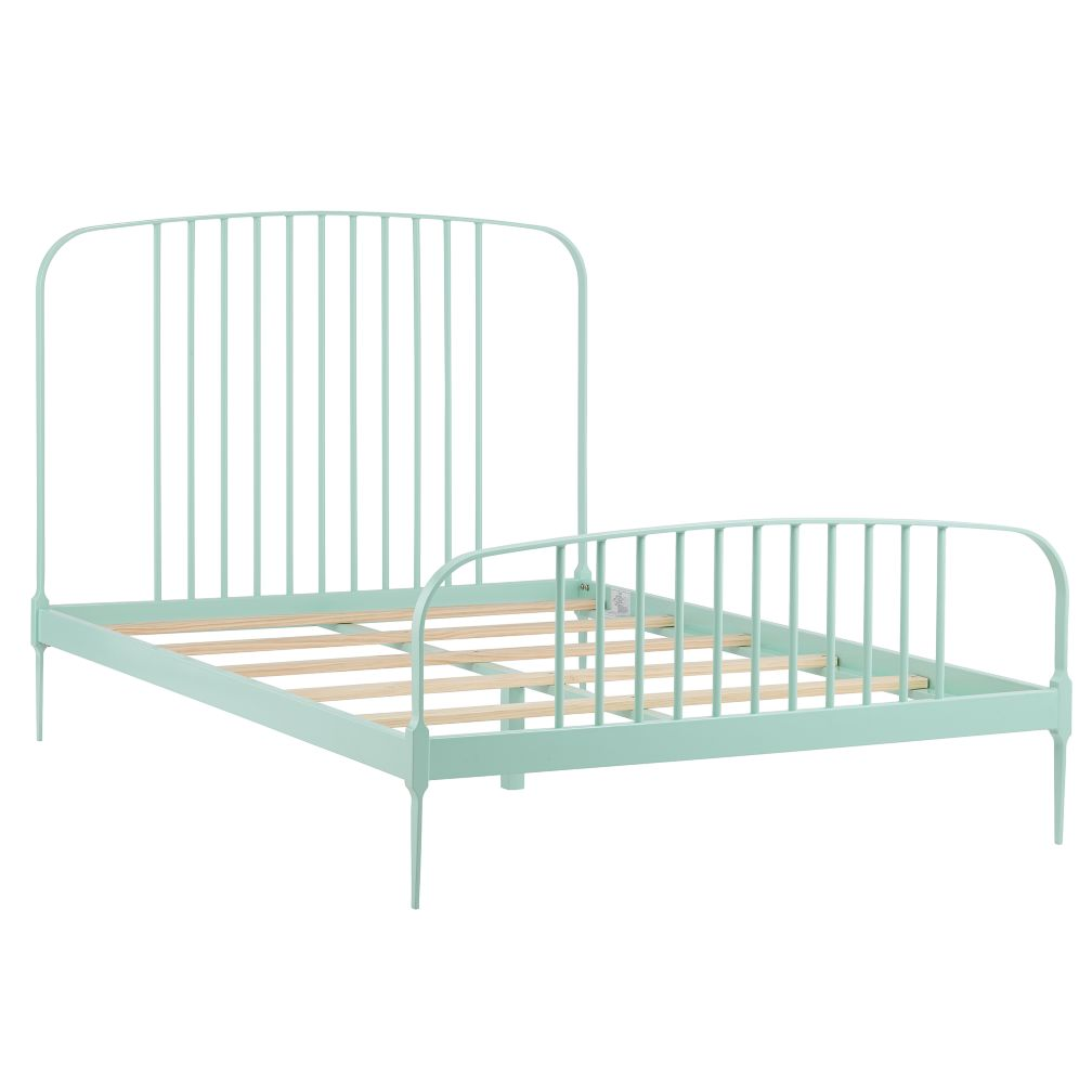 Full Larkin Metal Bed (Mint)