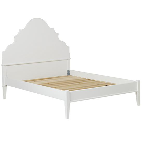 White Full Size Headboards for Beds 550 x 550