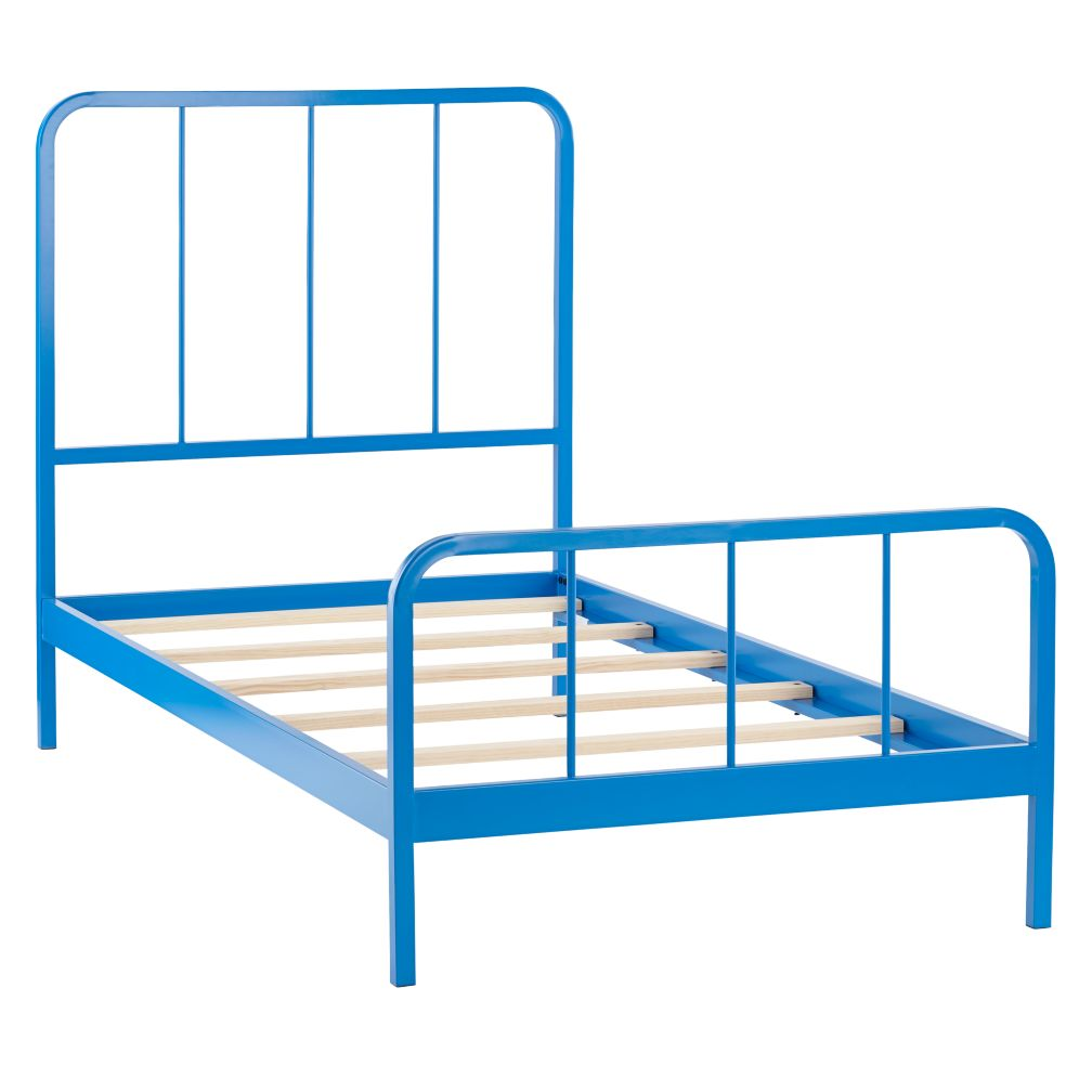Twin Blue Primary Bed