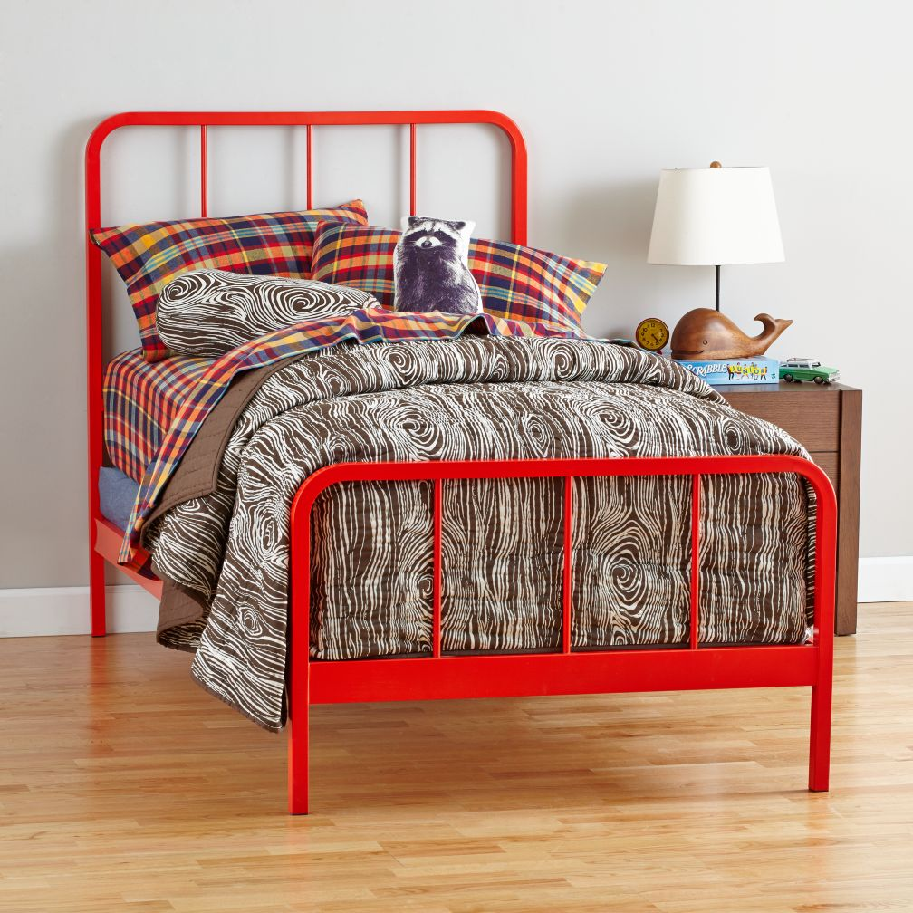 Primary Bed (Red)