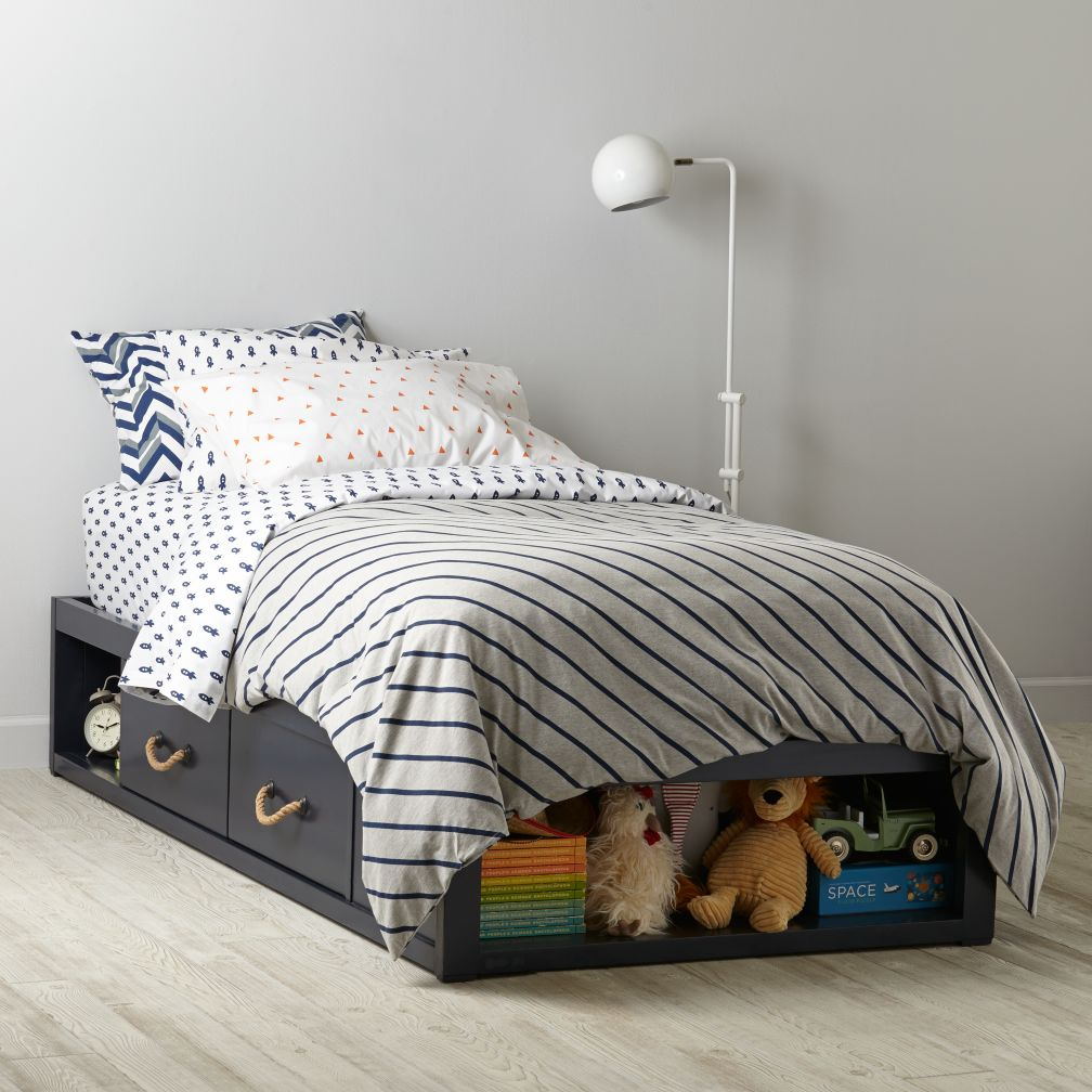 Topside Storage Bed (Midnight Blue)