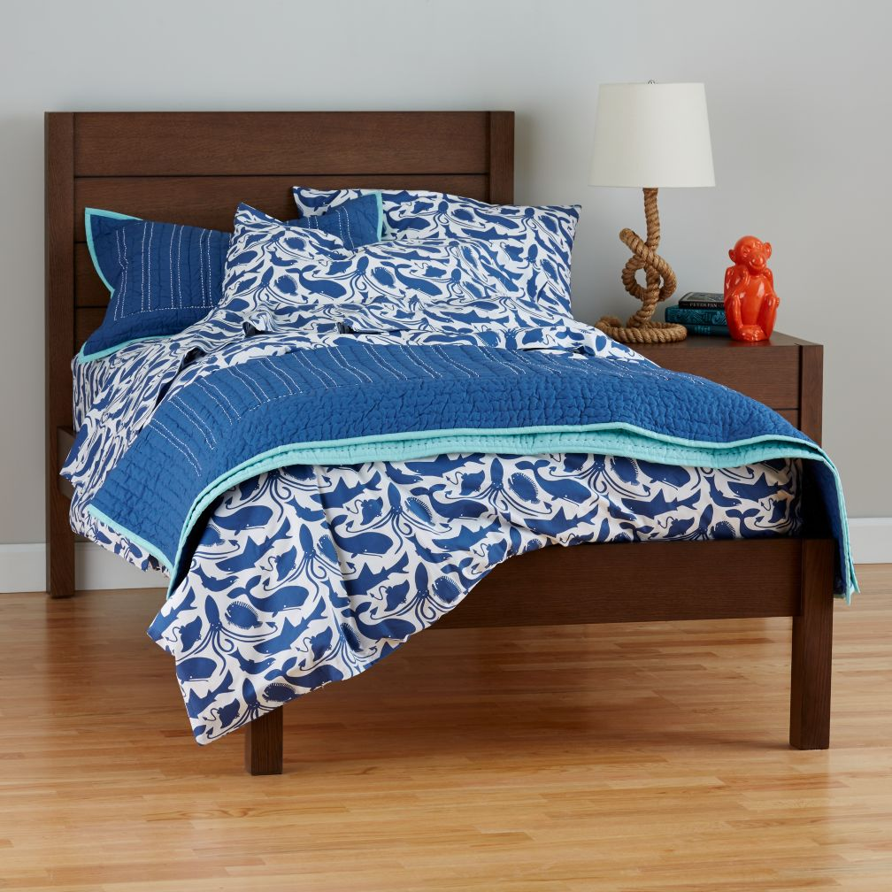 Uptown Bed (Brown)