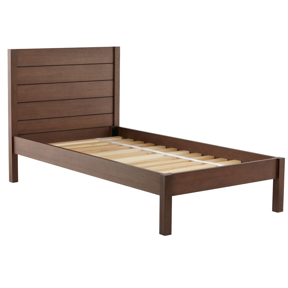 Twin Uptown Bed (Brown)