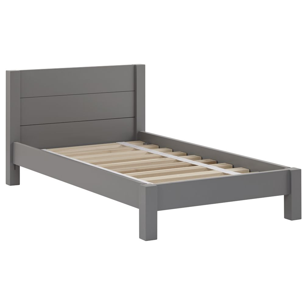 Grey Uptown Toddler Bed