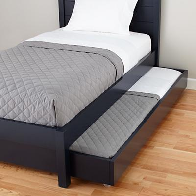 Uptown Storage Trundle (Midnight Blue)