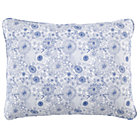 Twelve Bar Blues Floral Sham
