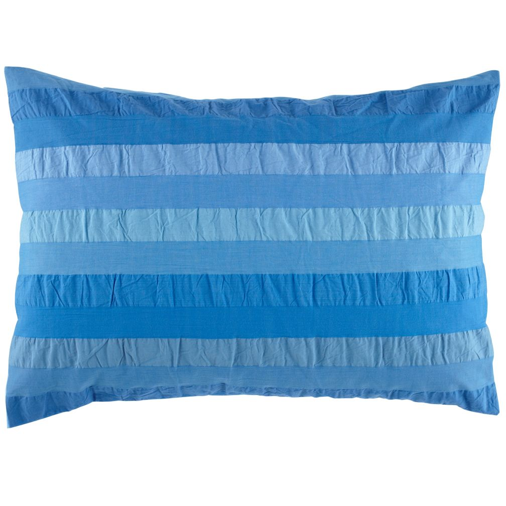 Twelve Bar Blues Striped Sham