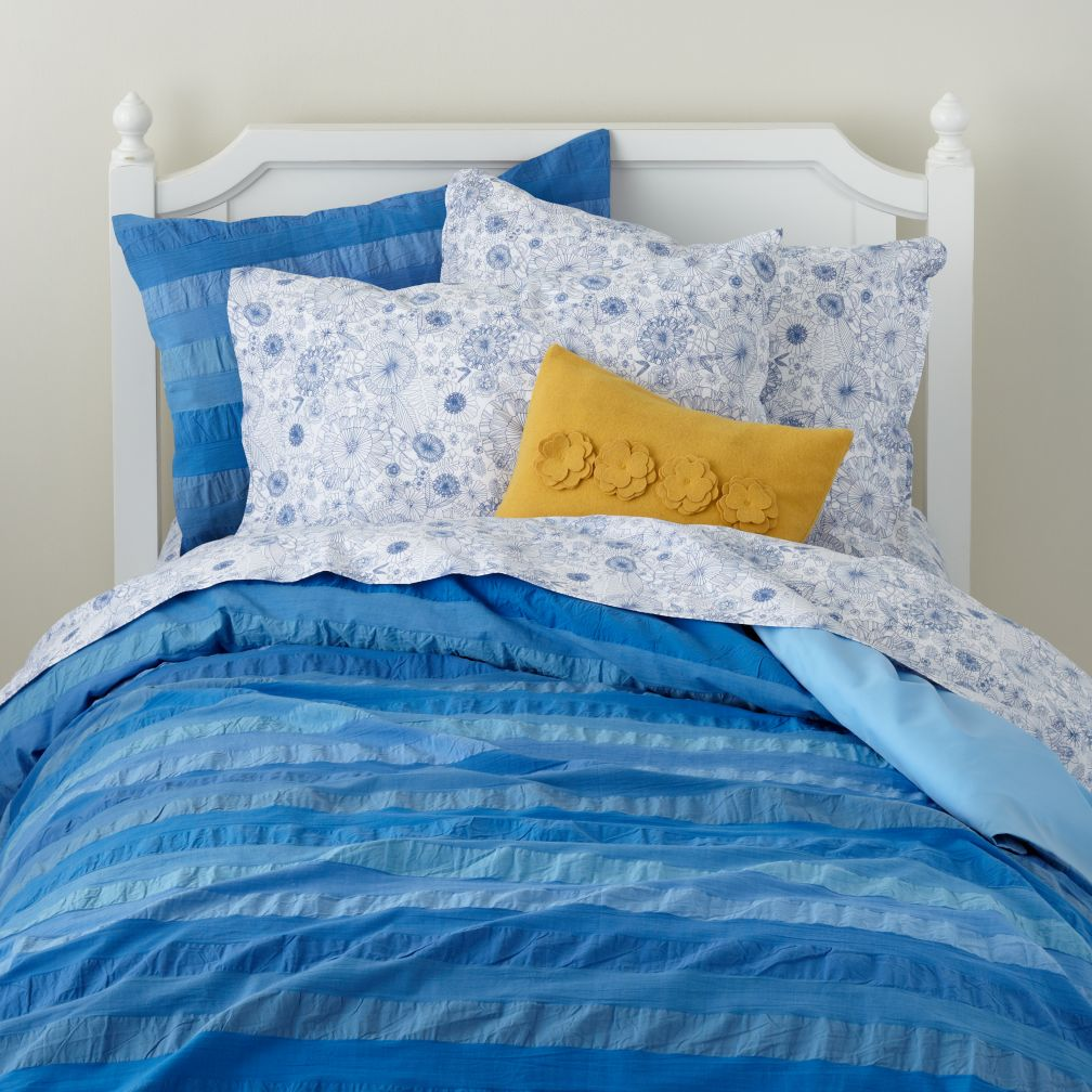 Twelve Bar Blues Duvet Cover