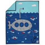 Twin 20,000 Leagues Quilt