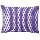 Purple Bazaar Dash Pillowcase