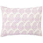 Purple Bazaar Pillowcase